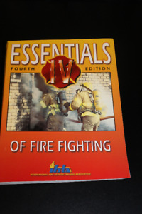 Textbooks Fire Fighter Paramedic Medical