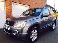 2007 Suzuki Grand Vitara 4x4 * Manual* 1.6L Petrol* Low Mileage* Not Xtrail, CRV, Jimny,