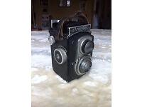 Ciroflex reflex camera 1930s vintage