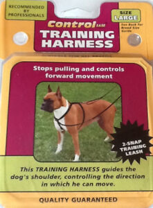 Dog Harness & Leash