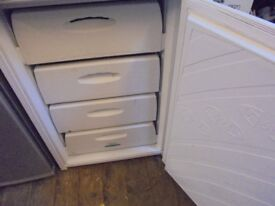 HOTPOINT UNDER WORK TOP FREEZER ,,,, FREE DELIVERY