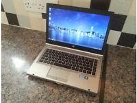 "HP 8460p EliteBook 14.1"" LAPTOP, FAST CORE i5 3.20GHz, 6GB RAM, 250GB, WIFI, BLUETOOTH, DVD, WEBCAM"