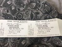 Derren brown tickets in blackpool