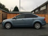 Ford focus titanium loaded with expensive foctoy options 69000 miles full history 1 previous owner