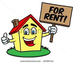 Looking to rent a house in Lakeshore area