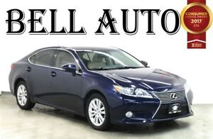2013 Lexus ES 350 PREMIUM PKG navigation LEATHER SUNROOF