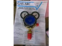 Gas ARC for pressure regulators used in welding, cutting and related processes