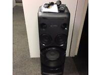 SONY MHC-V50D Wireless Megasound Hi-Fi System - Black