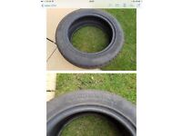 Snow tyres for a ford.c max 1.6 x 2 full set