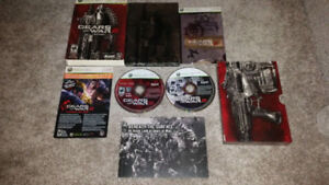 Collector's Edition Gears of War 2 set for XBOX 360 and XBOX One