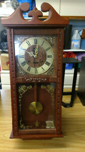 HORLOGE GRAND-PERE MURALE // WALL GRAND FATHER CLOCK