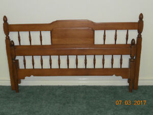 DOUBLE BED FRAME( BARONETTE)