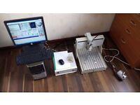 CNC 3040 engraving machine