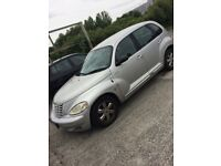 Chrysler pt cruiser 2 litre