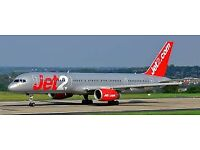 Two Jet 2 flights for sale outgoing 15/09 return 22/09 £200 ONO
