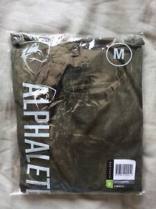 Alphalete Scoop Neck Olive