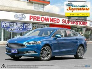 2017 Ford Fusion TITANIUM>>>CAP UNIT W/ADAPTIVE CRUISE<<<