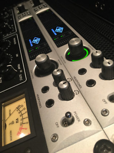 Universal audio Uad Apollo Duo with Thunderbolt card