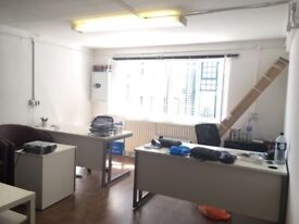 One Desk Spaces Available - Whitechapel - To Let