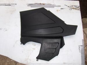 side cover arctic cat trv 550
