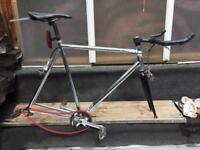 Charge Plug Racer Frame Bike Bicycle Fixie Single Speed