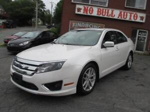 2010 Ford Fusion SEL,All Wheel Drive,Leather Financing Available