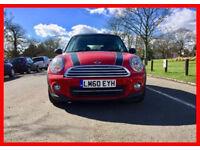 Mini --- 2010 Mini hatch Cooper 1.6 D Diesel --- Low 41000 Miles --- Mini Copper --- Nice Red Sporty