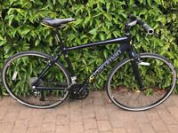 Boardman Hybrid Race Cycle - only used inside on home trainer VGC