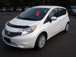 2014 Nissan Versa Note Note SV Automatic Air