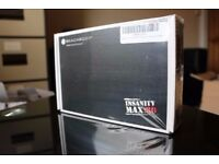 MAX 30 INSANITY FULL EDITION BRAND NEW BOX SET SEALED PAYPAL ACCEPTED Manchester M40