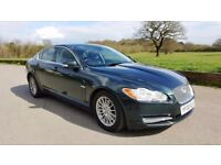 JAGUAR XF LUXURY PREMIUM EDITION AUTO 2008 LOW MILES 1 KEEPER 12 MONTHS MOT FULL SERVICE HPI CLEAR
