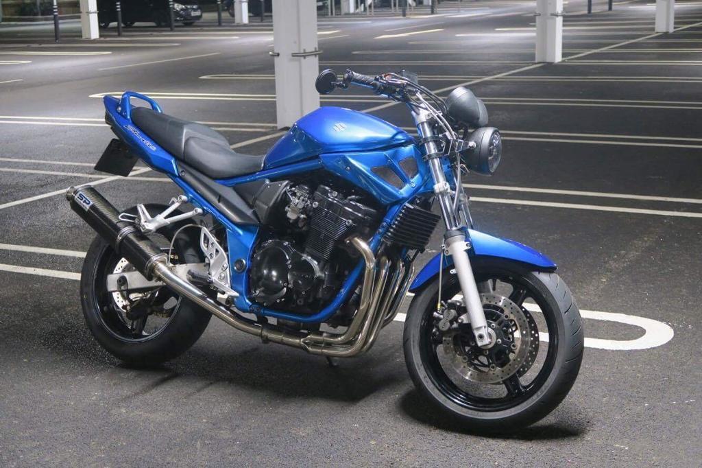 suzuki bandit 650 k6 custom build streetfighter cafe racer. Black Bedroom Furniture Sets. Home Design Ideas