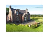 * Property FOR LET* Knowehead Burnhead Thornhill DG3 4AD