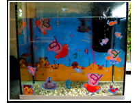 New Peppa Pig Aquarium