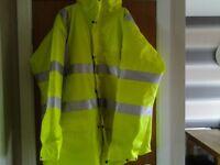 Mens workwear jacket
