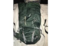 Lowepro Atlas 65 Axiom2 Litre Rucksack with rain over