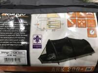 VANGO 2 Man Tent - ARK 200 + (new and unopened)