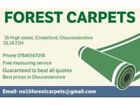 Carpet fitter wanted
