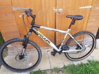 Gents Helium Double Disc Brake Mountain Bicycle
