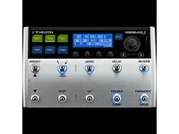 Voicelive 3- 3 in 1 Vocal Effects, Guitar FX & Loop Pedal (Looping Station)