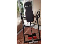 Inversion Table. Excellent condition.