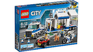 Lego City 60139: Police Mobile Command Center