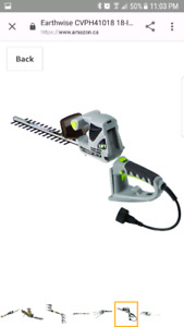 Hedge trimmer electric $100
