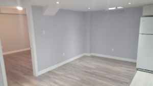 Brand New  Basement Apartment for Rent in Markham
