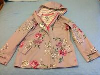 Ladies rain jacket from Joules, New with tags, size uk12
