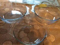 Pyrex classic serving bowls
