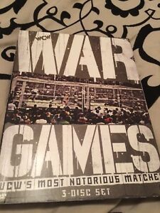 WWE - WCW War Games Collecgion