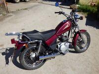 2002 Yamaha SR 125 - Very Clean Bike. 2 Keys.