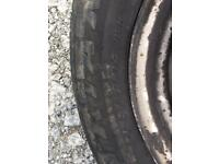 3 Citroen dispatch tyres