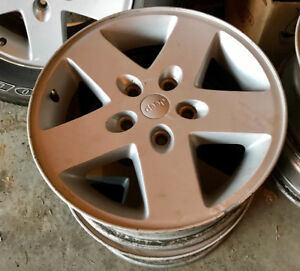 Jantes originales Jeep 17""